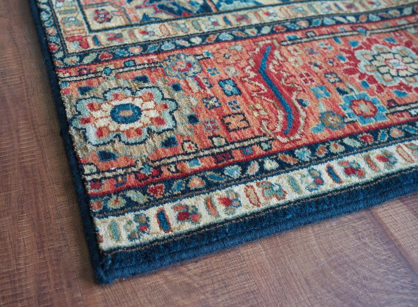 Sovereign KAR-990-14601 Machine-Made Area Rug collection texture detail