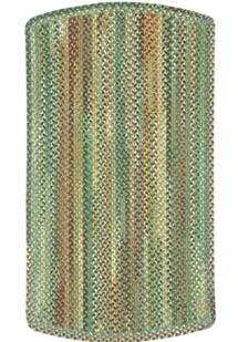 Bear Creek Tailored Rect.-980-225-Sage Braided Area Rug