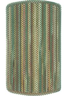 Bear Creek Tailored Rect.-980-275-Hunter Green Braided Area Rug