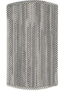 Bear Creek Tailored Rect.-980-300-Grey Braided Area Rug