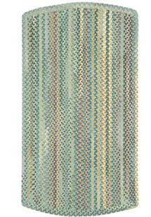 Bear Creek Tailored Rect.-980-400-Misty Blue Braided Area Rug