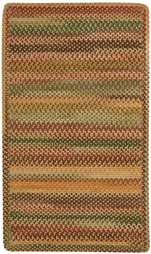 Bear Creek CS Rectangle-980-150-Wheat Braided Area Rug