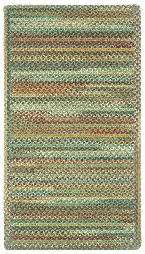 Bear Creek CS Rectangle-980-225-Sage Braided Area Rug