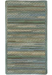 Bear Creek CS Rectangle-980-775-Java Braided Area Rug
