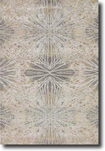 Chaos Theory by Kavi-CKV25-Pumice Stone Paloma Hand-Knotted Area Rug