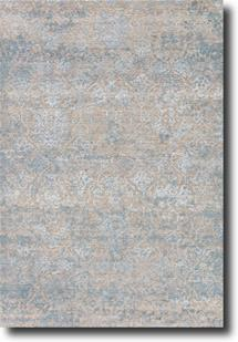 Chaos Theory by Kavi-CKV29-Oxford Tan Quarry Hand-Knotted Area Rug