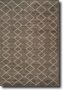 Octavio-OCT-25-Coffee Hand-Knotted Area Rug