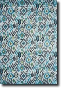 Amalfi-3860-6631 Machine-Made Area Rug