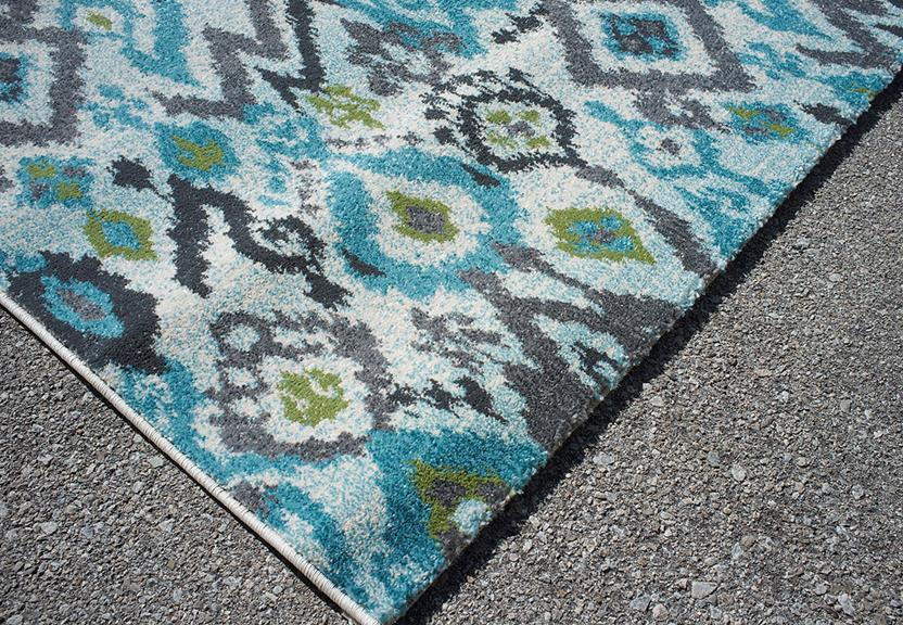 Amalfi-3860-6631 Machine-Made Area Rug collection texture detail