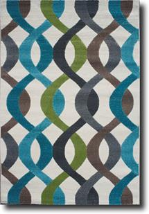Amalfi-3920-6631 Machine-Made Area Rug