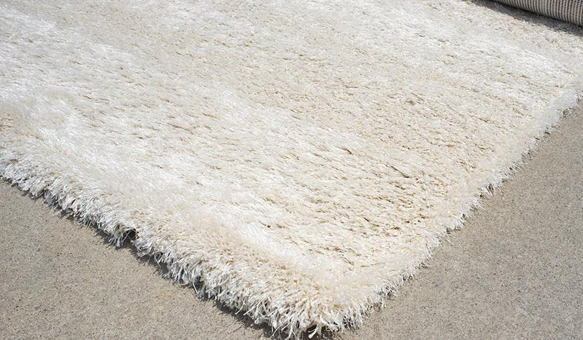 Lotus Shag-PC00-CRCR Shag Area Rug collection texture detail