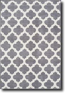 Palma-SHL01-Grey Hand-Tufted Area Rug
