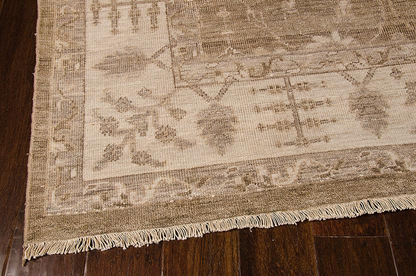 Aldora-ALD09-SAND Hand-Knotted Area Rug collection texture detail