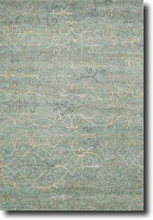 Tahoe Modern-MTA05-SEAGL Hand-Knotted Area Rug