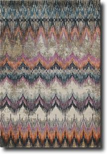 Bohemian-51012-FH111 Machine-Made Area Rug