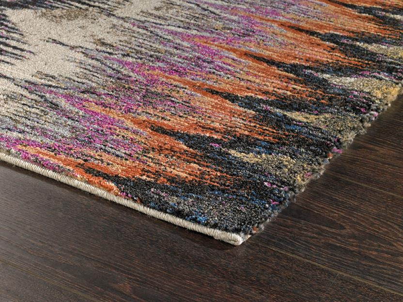 Bohemian-51012-FH111 Machine-Made Area Rug collection texture detail