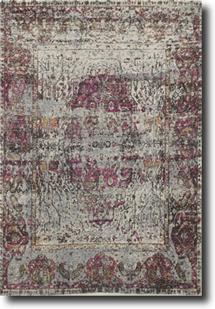Bohemian-51030-FH111 Machine-Made Area Rug