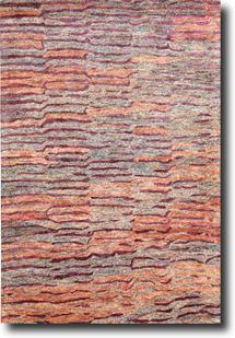 Gemstone-GEM01-FIREO Hand-Tufted Area Rug
