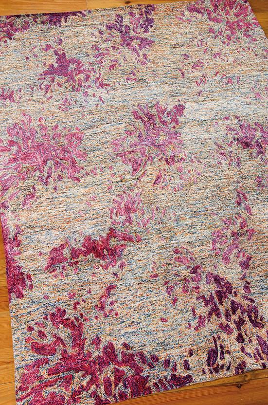 Gemstone-GEM02-TOURM Hand-Tufted Area Rug collection texture detail