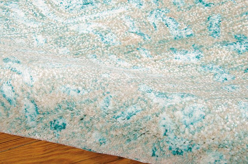 Gemstone-GEM06-JADE Hand-Tufted Area Rug collection texture detail