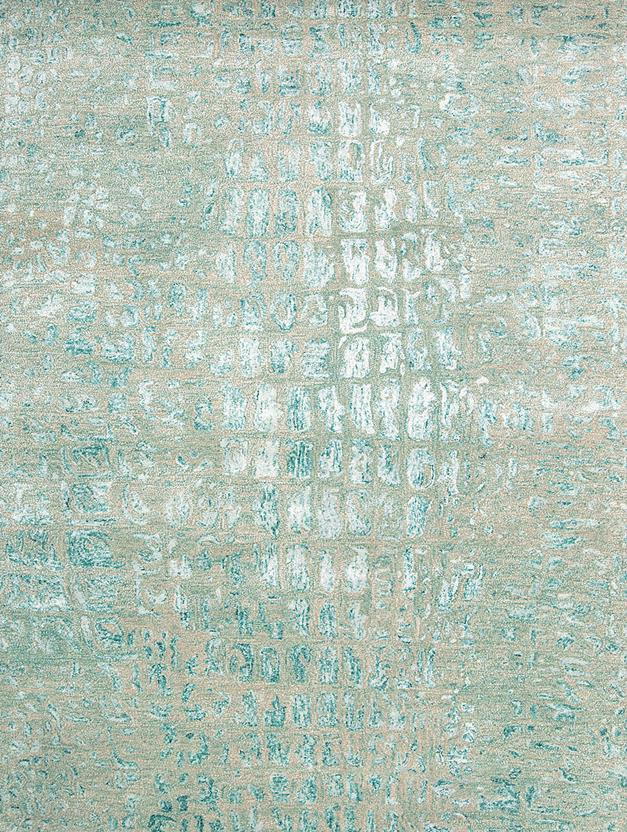 Gemstone-GEM06-JADE Hand-Tufted Area Rug