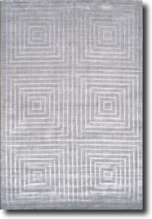 Sapphire SD-4100-Silver Hand-Tufted Area Rug
