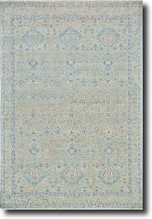 Zenas-6259F-MST000 Hand-Knotted Area Rug