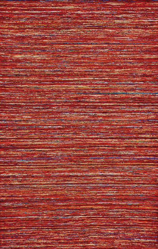 Arushi-0504F-REDMLT Area Rug