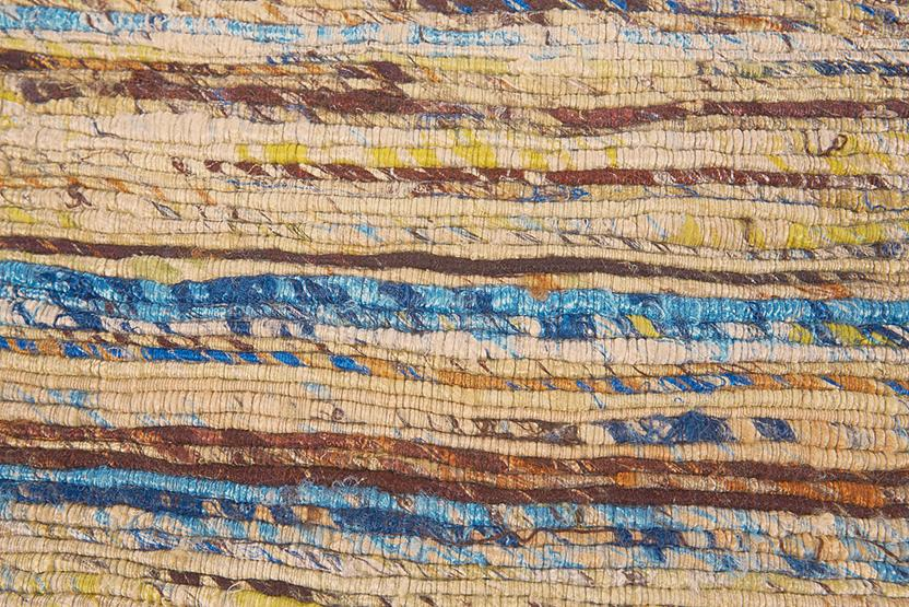 Arushi-0504F-TELBGE Area Rug collection texture detail