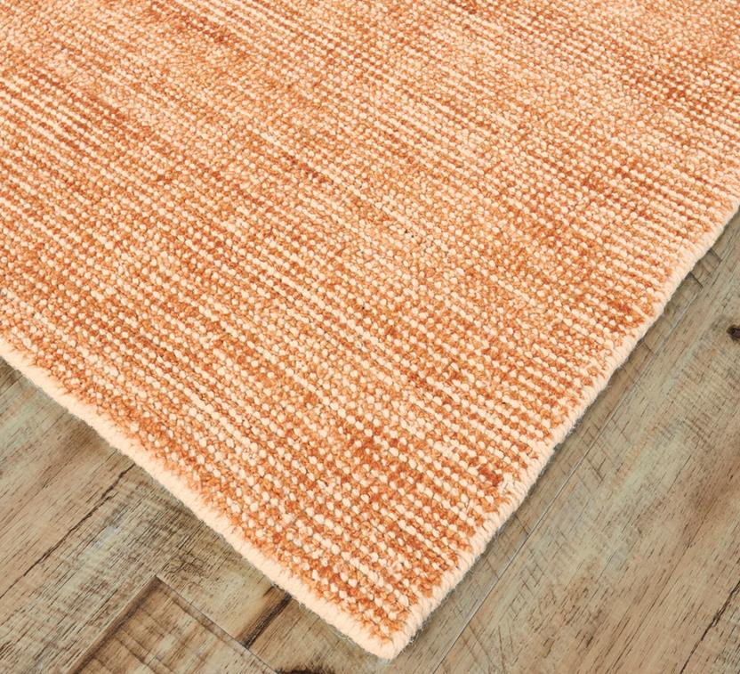 Burke-6560F-TNG000 Area Rug collection texture detail