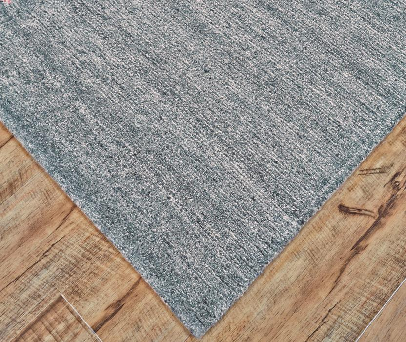 Cosmo-8625F-GXY000 Hand-Tufted Area Rug collection texture detail