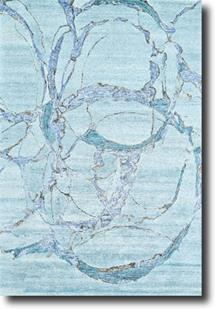Cosmo-8624F-POL000 Hand-Tufted Area Rug