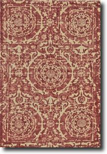 Dylan-8596F-RBY000 Hand-Tufted Area Rug