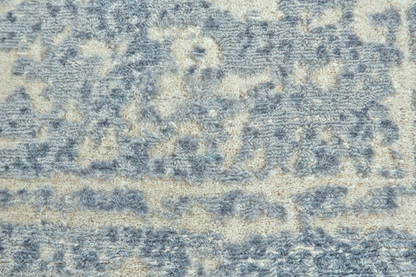 Dylan-8597F-RIV000 Hand-Tufted Area Rug collection texture detail