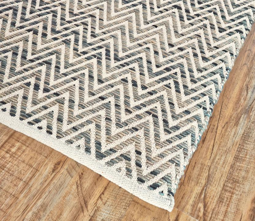 Mojave FZ-0555F-DBLGRY Area Rug collection texture detail