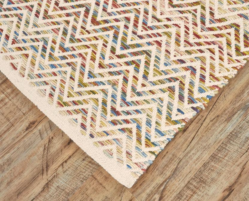 Mojave FZ-0555F-MLT000 Area Rug collection texture detail