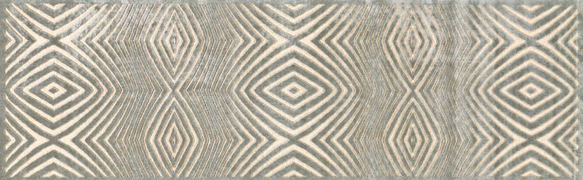 Saphir Callo-3261F-CRMSLV Runner Machine-Made Area Rug detail