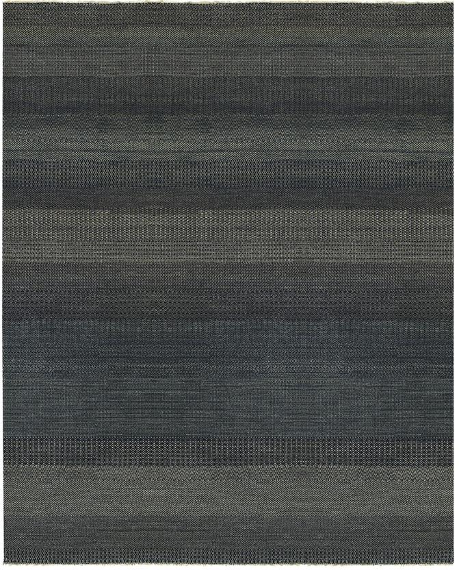 Barrister-1085-475-Ink Hand-Knotted Area Rug