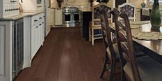 Signature Hardwood Hickory-Hickory-Grizzly S Room Lifestyle Engineered Hardwood Flooring detail