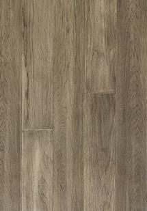 Signature Hardwood Hickory-Hickory-Silver Mink S Engineered Hardwood Flooring