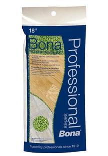 "Bona Floor Products-Bona Pro Mop Pad 18""-AX0003436 4"" x 18"" Carpet & Floor Care Product"