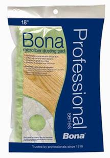 "Bona Floor Products-Bona Pro Dusting Pad 18""-AX0003437 4"" x 18"" Carpet & Floor Care Product"