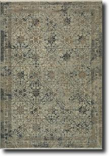 Titanium-39400-16004 Machine-Made Area Rug