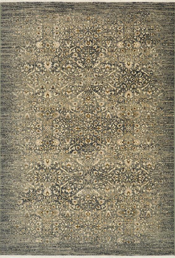 Titanium-39400-16006 Machine-Made Area Rug