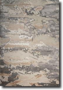Divine-DIV05-ASH Hand-Knotted Area Rug