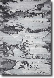 Divine-DIV07-SMOKE Hand-Knotted Area Rug