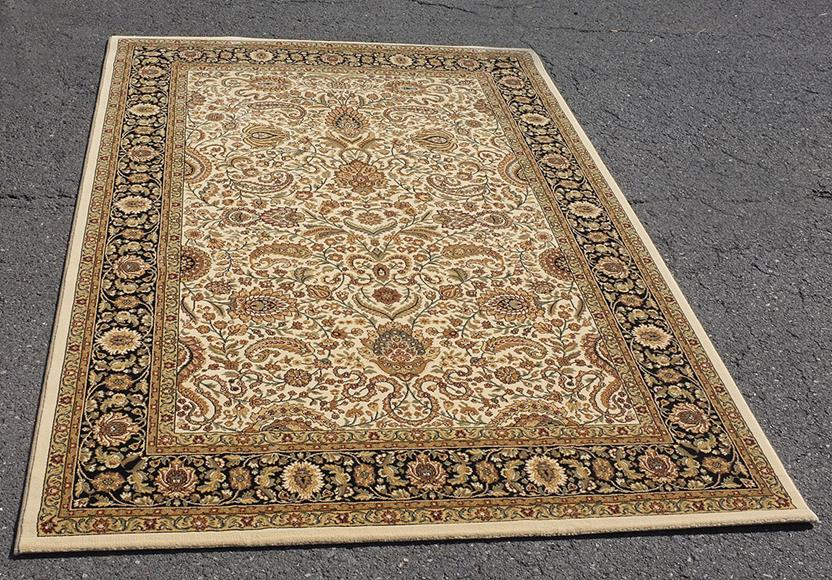 Abbysinia-44070-6038 Machine-Made Area Rug collection texture detail