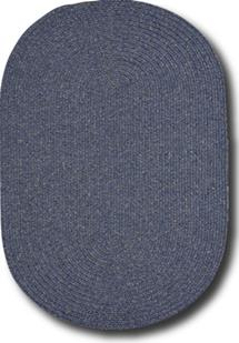 Simplicity Oval-865-450-Water Indoor-Outdoor Area Rug