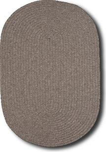 Simplicity Oval-865-750-Wood Indoor-Outdoor Area Rug