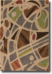 Artois-74800-14114 Machine-Made Area Rug